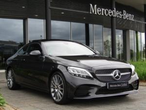 Mercedes-Benz C200 Coupe automatic - Image 1