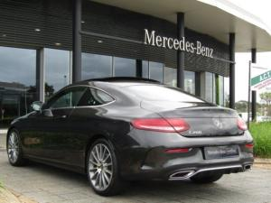 Mercedes-Benz C200 Coupe automatic - Image 6