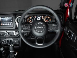 Jeep Wrangler Rubicon 3.6 V6 2-Door