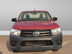 Toyota Hilux 2.4GD S (aircon) - Image 9