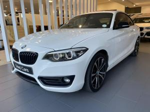 BMW 2 Series 220i coupe Sport Line Shadow Edition - Image 1