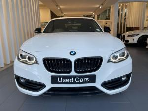BMW 2 Series 220i coupe Sport Line Shadow Edition - Image 2
