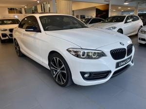 BMW 2 Series 220i coupe Sport Line Shadow Edition - Image 3