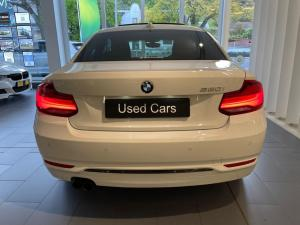 BMW 2 Series 220i coupe Sport Line Shadow Edition - Image 5