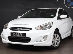 Hyundai Accent hatch 1.6 Fluid auto - Image 1