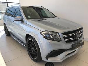 Mercedes-Benz GLS GLS63 - Image 1