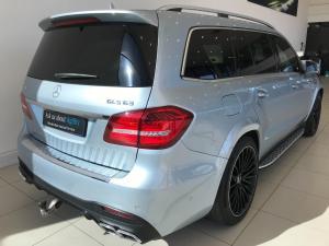 Mercedes-Benz GLS GLS63 - Image 3