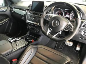 Mercedes-Benz GLS GLS63 - Image 5