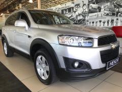 Chevrolet Cape Town Captiva 2.4 LT auto
