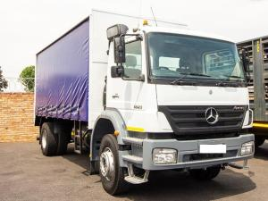 Mercedes-Benz Axor 1823AK/39 TIP Chassis Cab - Image 3