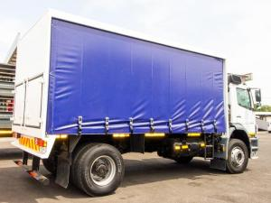 Mercedes-Benz Axor 1823AK/39 TIP Chassis Cab - Image 4