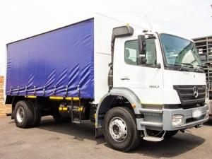 Mercedes-Benz Axor 1823AK/39 TIP Chassis Cab - Image 5