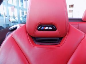 BMW M4 Convertible M-DCT Competition - Image 13