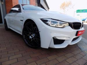 BMW M4 Convertible M-DCT Competition - Image 19