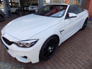 BMW M4 Convertible M-DCT Competition - Image 1