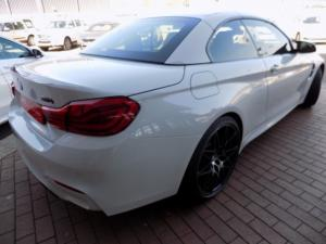 BMW M4 Convertible M-DCT Competition - Image 3