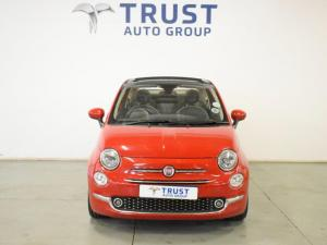 Fiat 500 900T Twinair Lounge Cabriolet - Image 3