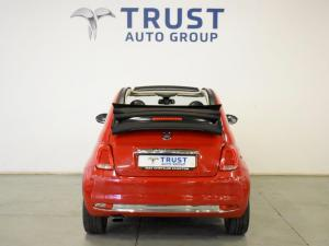 Fiat 500 900T Twinair Lounge Cabriolet - Image 9