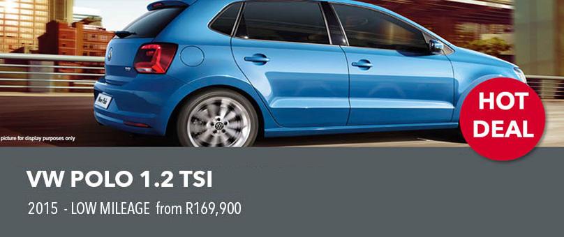 2015 VW Polo 1.2 TSI