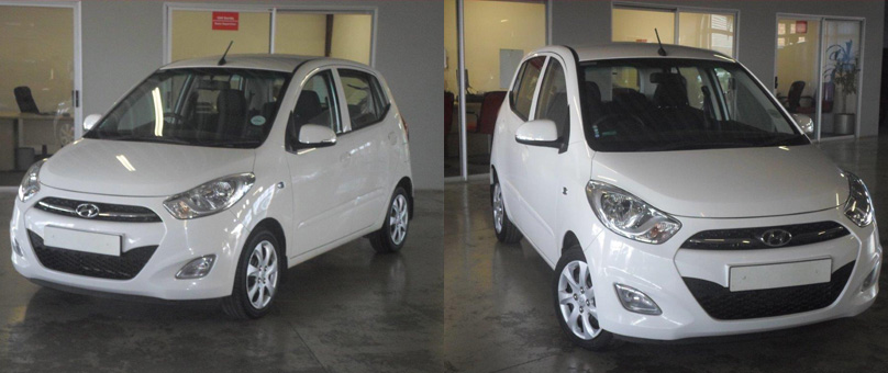 Hyundai i10 1.1 GLS Motion