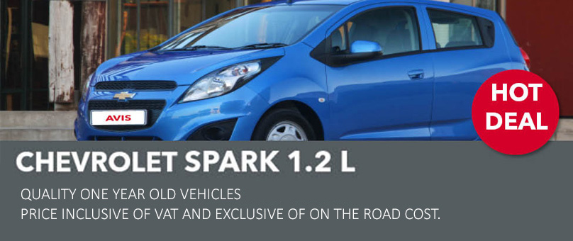 2015 Chevrolet  Spark 1.2 L