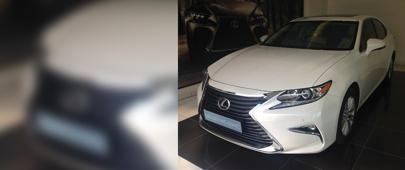 2016 Lexus ES250 EX