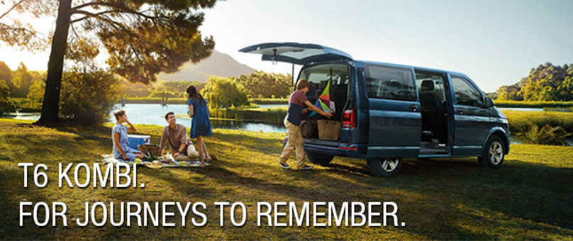 Purchase the New T6 Kombi