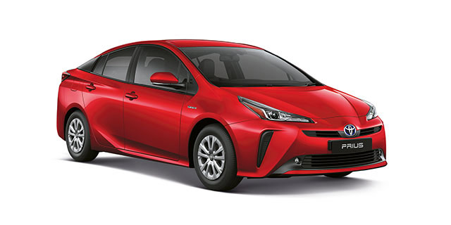 ToyotaPrius - New Generation