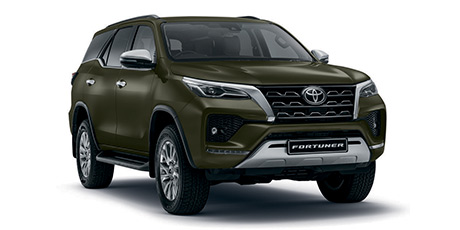 SUV Fortuner GD6 RB VX AT