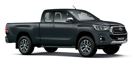 Commercial Hilux XC 2.8 GD6 4X4 RAIDER 6AT