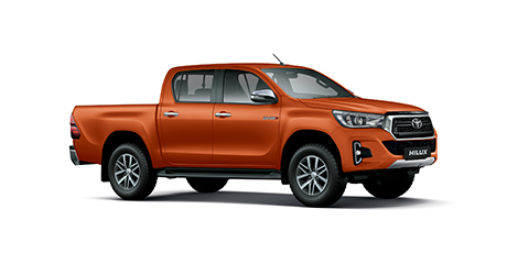 Commercial Hilux DC 2.8 GD-6 4X4 RAIDER 6AT