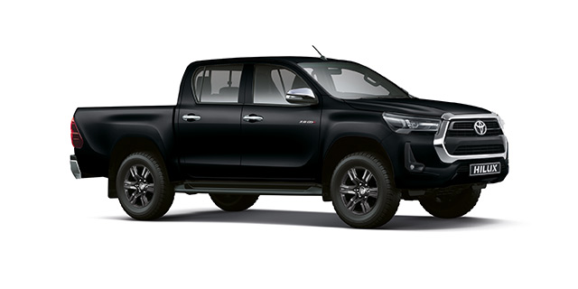 Commercial Hilux DC 2.8 GD-6 RB RAIDER AT