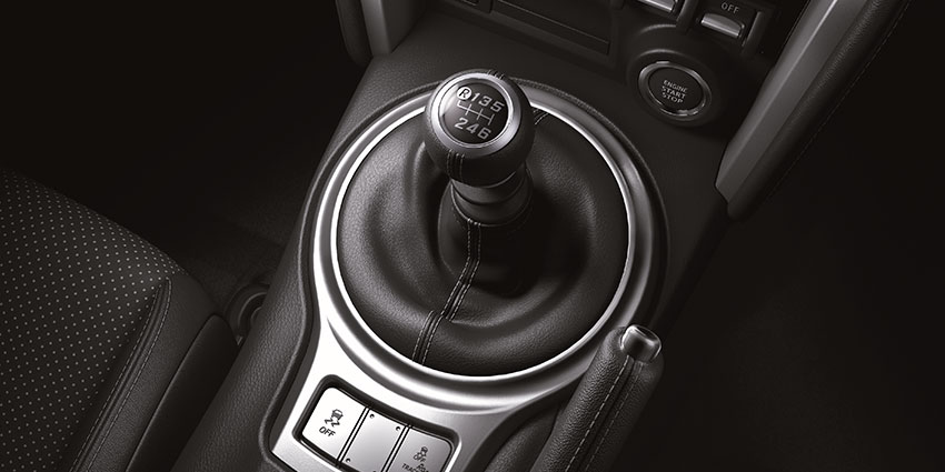 Passenger GT86 GT86