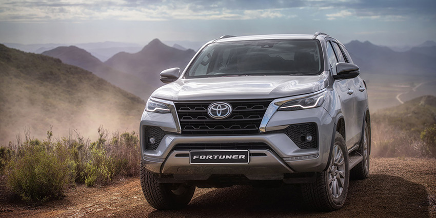 SUV Fortuner 4.0 V6 4x4 6AT
