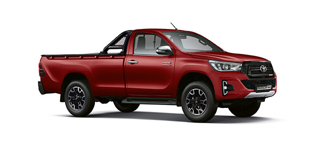 Commercial Hilux Legend 50 SC 2.8 GD-6 RB LEGEND 50 6MT