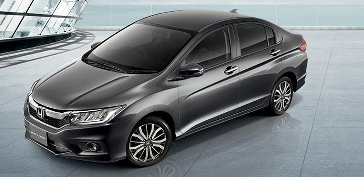 Honda Ballade Elegance 1.5 CVT