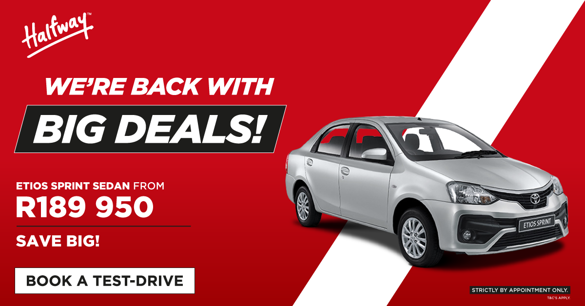 Big Deals   Etios Sprint