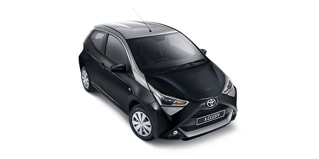 Toyota PassengerAygo
