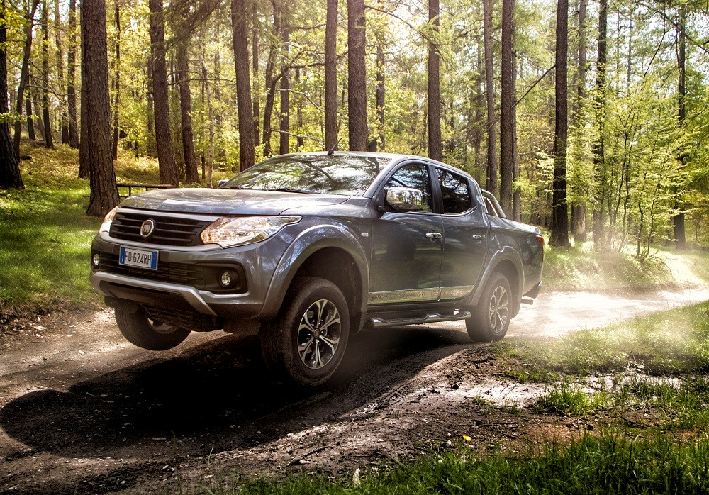 The New Fiat Fullback
