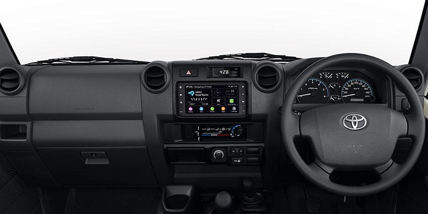 SUV C-HR 1.2T Plus
