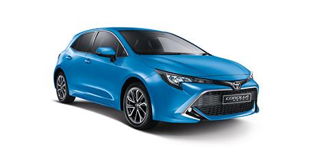 Passenger Corolla Hatch 1.2T XR CVT