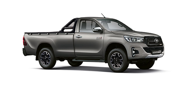 Commercial Hilux Legend 50 SC 2 8 GD-6 RB LEGEND 50 6AT