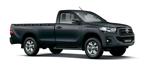 Commercial Hilux SC 2.4 GD-6 4x4 RAIDER 6AT