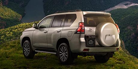 SUV Land Cruiser Prado 2.8L Diesel TX