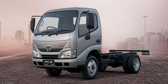 Hino300 Series