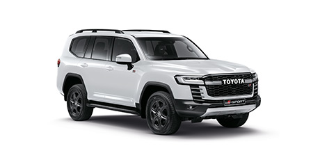 Toyota SUVLand Cruiser