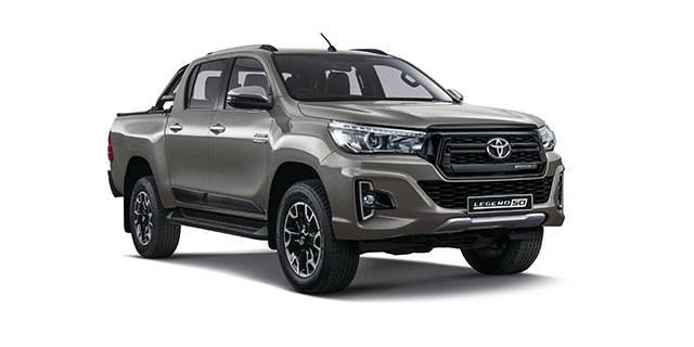 Toyota CommercialHilux Legend