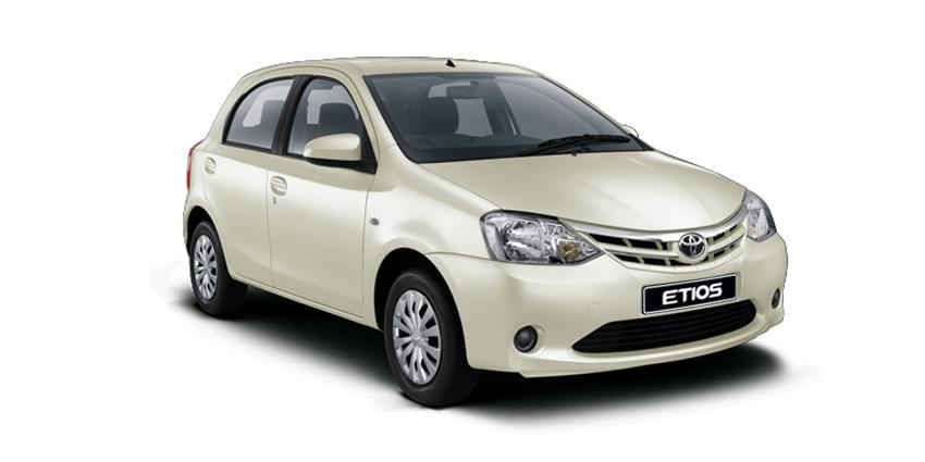 Toyota PassengerEtios