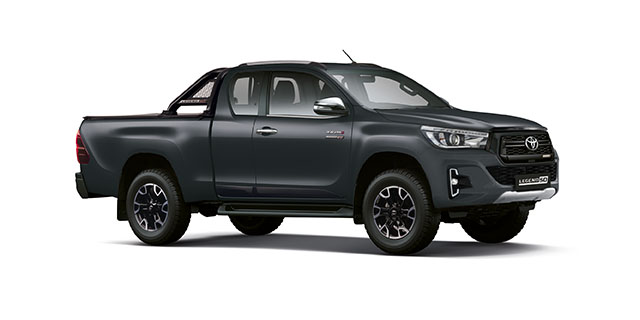 Commercial Hilux Legend 50 XC 2.8 GD-6 RB LEGEND 50 6MT