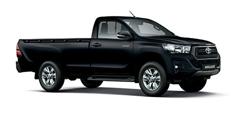 Commercial Hilux SC 2.4 GD-6 4x4 SRX 6AT